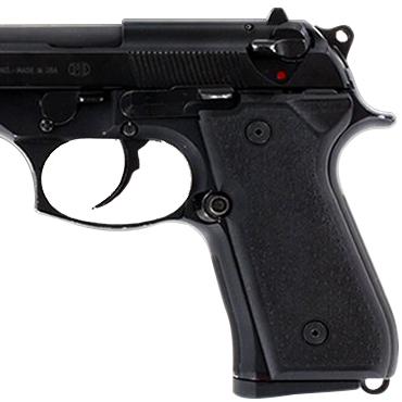 Hogue Beretta 92/96 series Black Nylon grip Panels