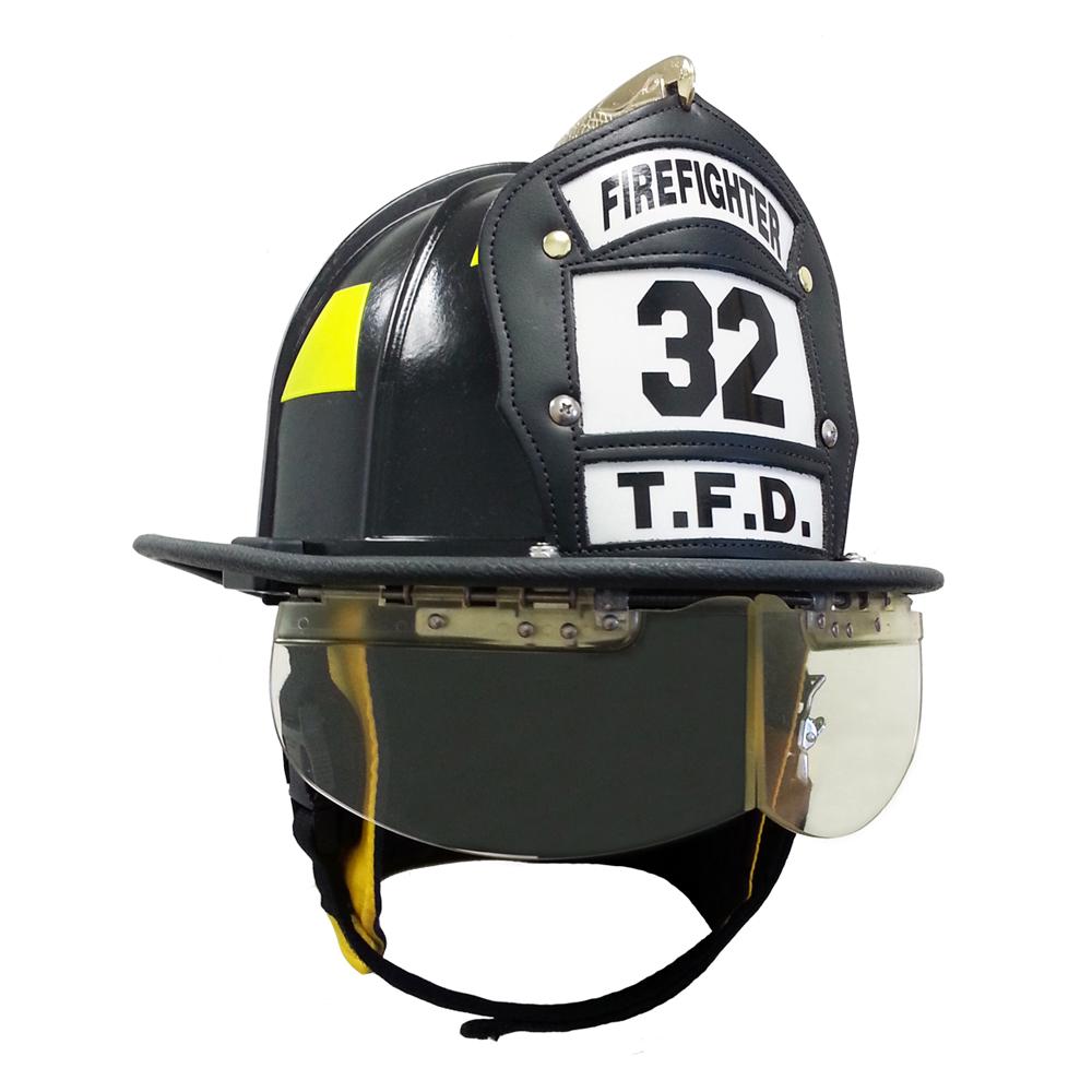 Traditional Helmet NFPA EZ-Flips Eye Shields for Ben 2 Plus