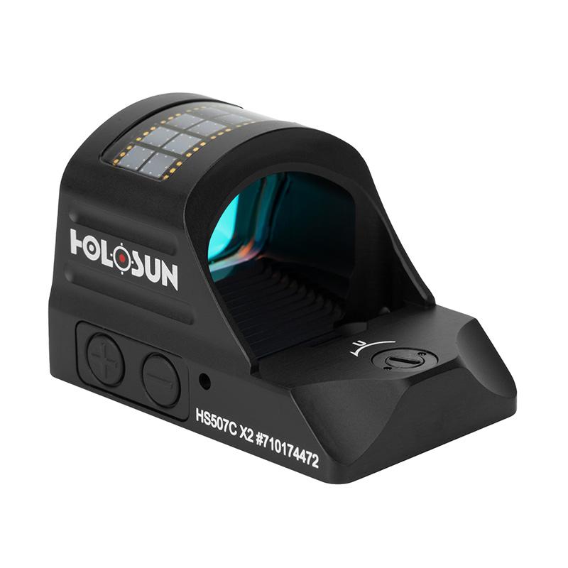 Holosun Technologies 507C Open Reflex Optical Sight