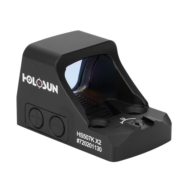 Holosun Technologies 507K-X2 Open Reflex Optical Sight