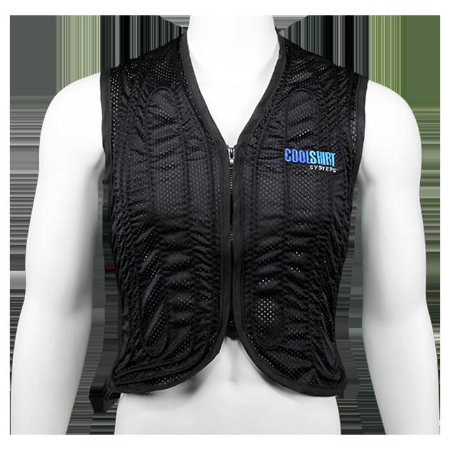 CoolShirt Aqua Vest Active Firefighter Rehab Vest