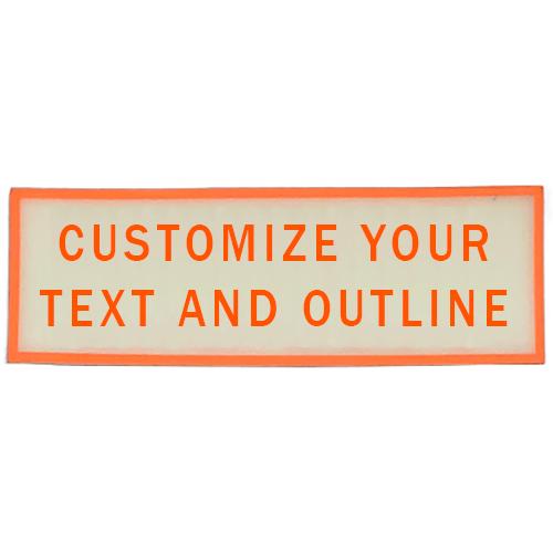 Identifire Customizable Identification Tag (Not Returnable)