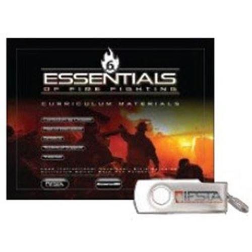 IFSTA Essentials of Firefighting Curriculum USB Drive, 6th Edition