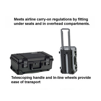Hardigg Storm Case IM2500 with Telescoping Handle