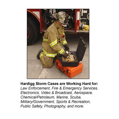 Hardigg Storm Case IM2750 with Telescoping Handle