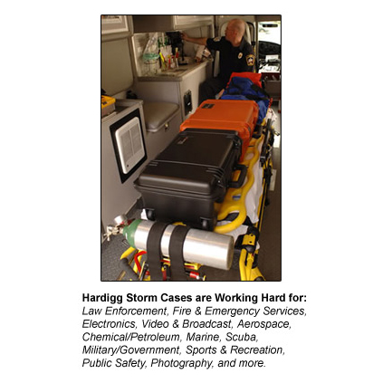 Hardigg Storm Case IM2975 with Telescoping Handle