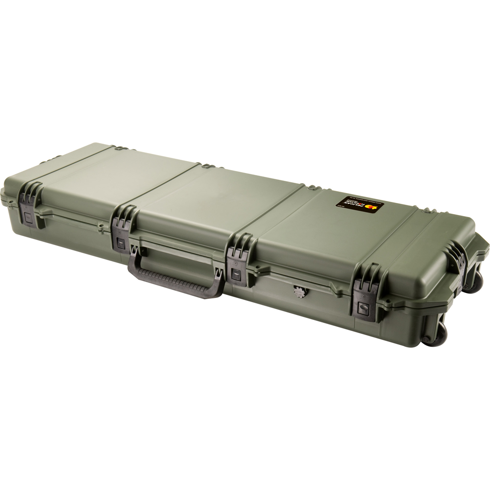 Hardigg Storm Case IM3200 with In-Line Wheels - Fits Long Guns