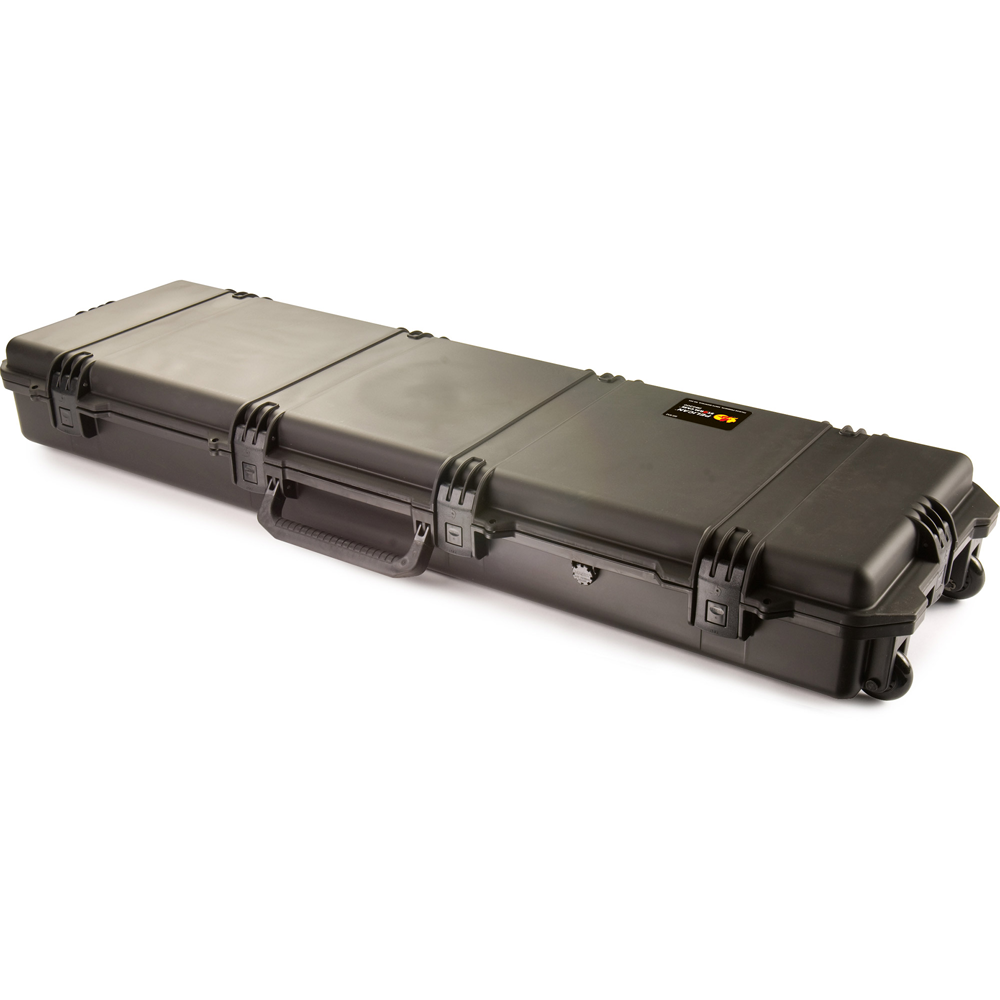 Hardigg Storm Case IM3300 with In-Line Wheels-- Fits Long Guns