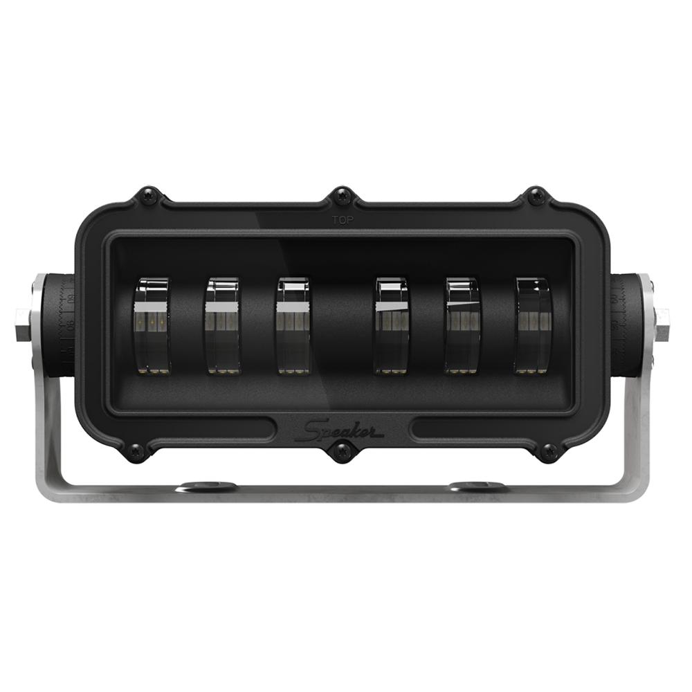 J.W. Speaker Model 527 LED Zone Lamp 12/24V White, 10