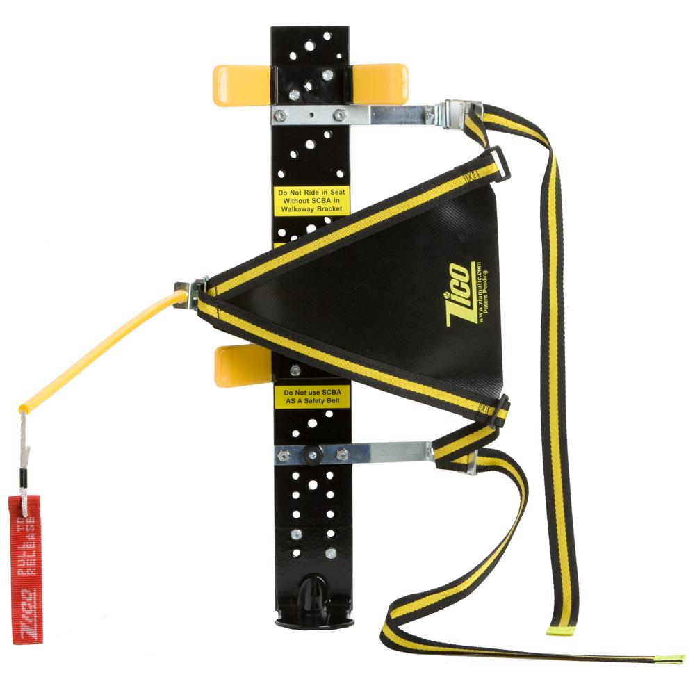 Zico 1054 Load & Lock Walkaway Bracket Unassembled with Load & Lock Strap with Release Assist
