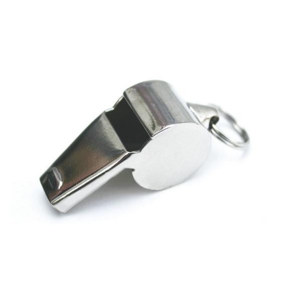 Kemp USA Metal Pea Whistle