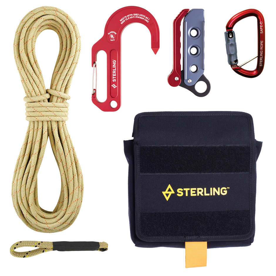 Sterling FCX TE SafeTech, LGT, Pkt Escape Kit