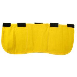 TheFireStore Jumbo Nomex Earlaps - Yellow or Black