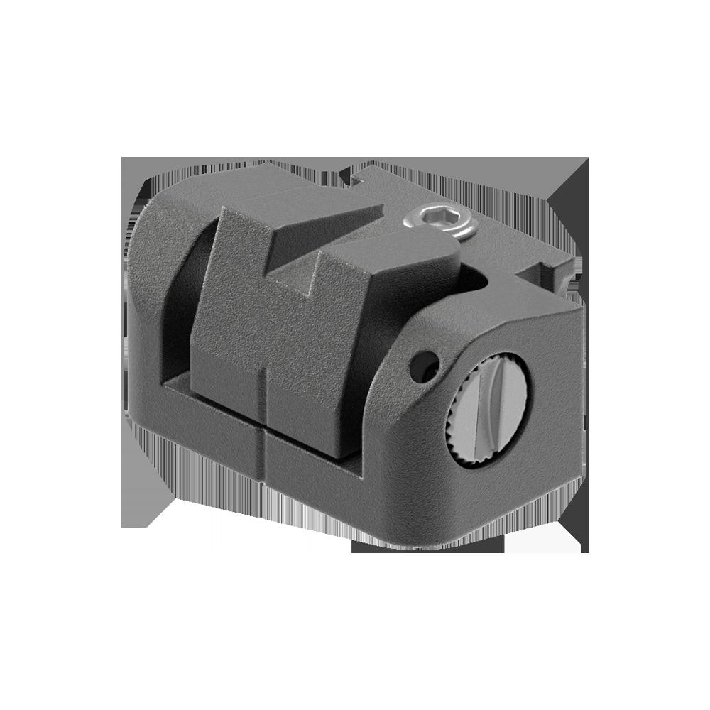 Leupold Delta Point Pro Rear Iron Sight Matte