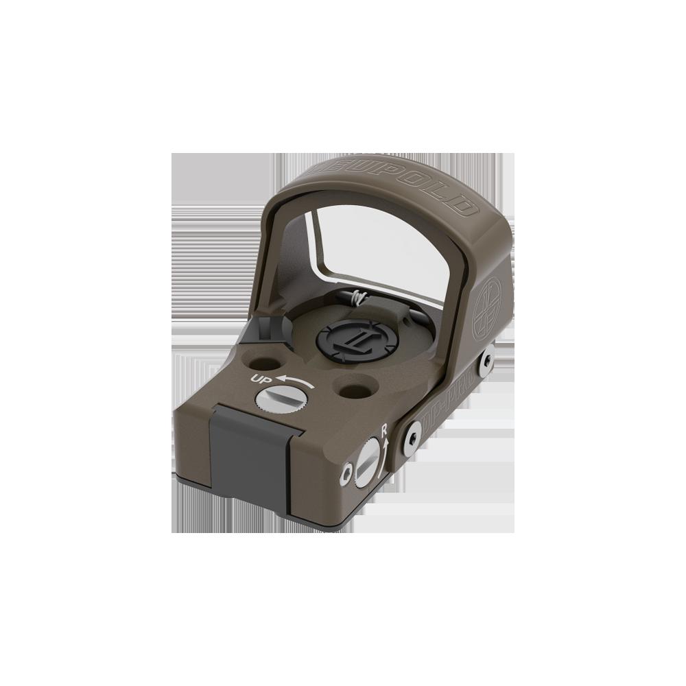 Leupold DeltaPoint Pro Reflex Sight 6 MOA Dot, Dark Earth