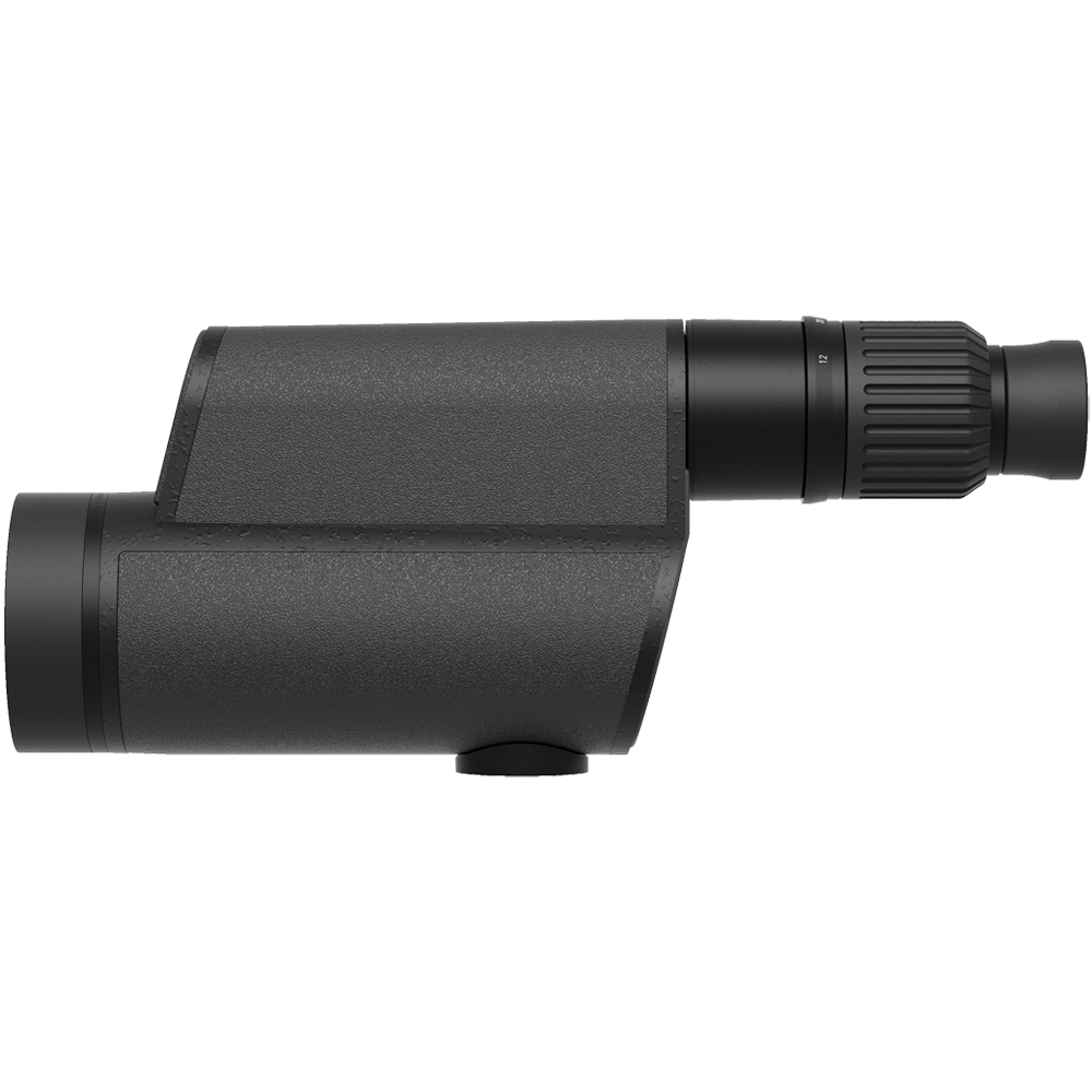 Leupold Mark 4 12-40x60mm Tactical Spotting Scope with TMR Reticle