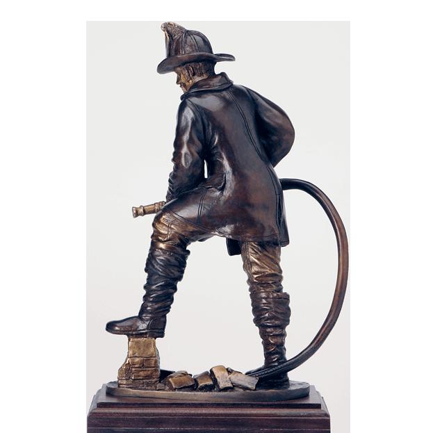 Liberty Artworks Tradition Calls Statue