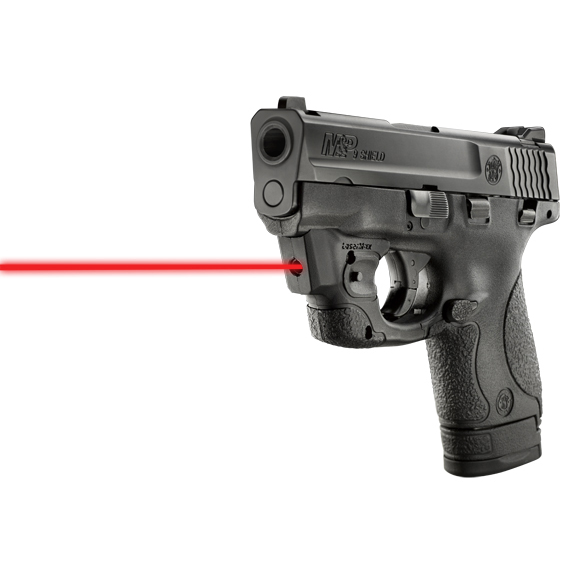 LaserMax CenterFire Laser for Smith & Wesson M&P Shield Pistols