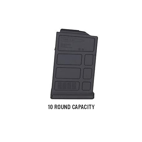 Magpul PMAG 10-Round 7.62x51mm NATO AICS Short Action Magazine, Black