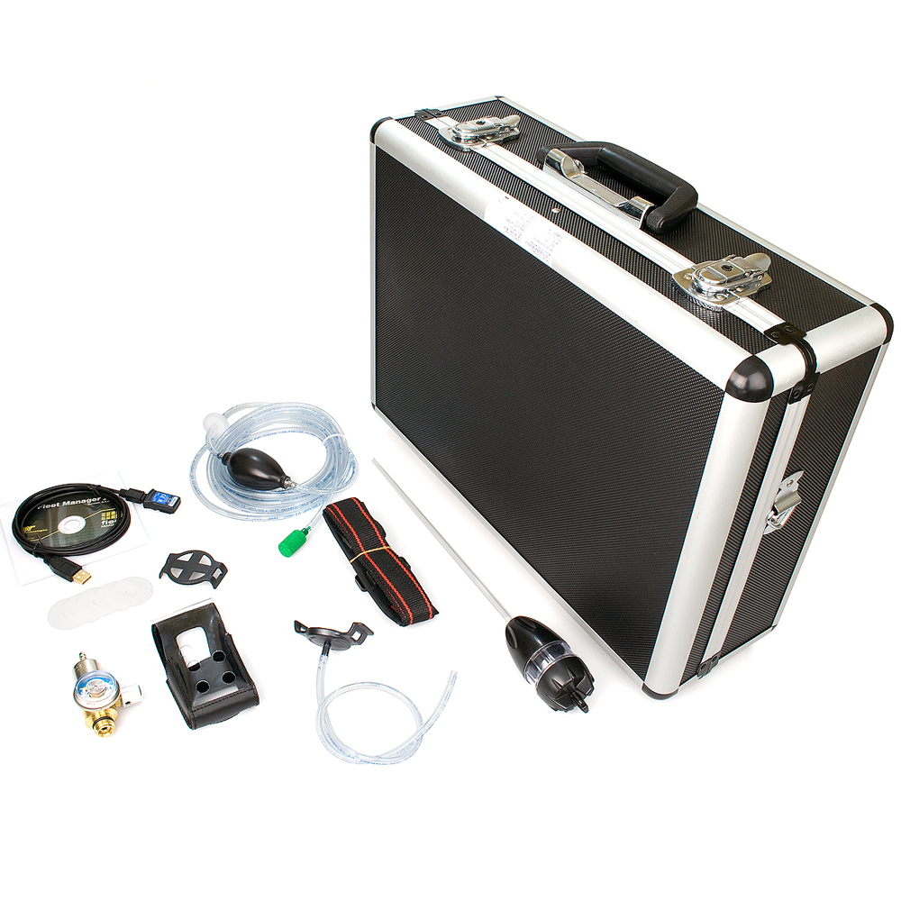 BW Technologies GasAlertMicroClip XT Deluxe Confined Space Kit
