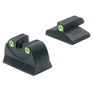 Meprolight Magnum Research Baby Eagle TRU-DOT Fixed Night Sight Sets