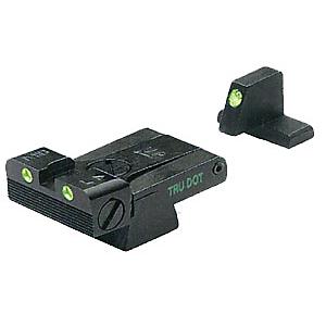 Meprolight H & K Pistols TRU-DOT Adjustable Night Sight Sets for USP Tactical and Expert