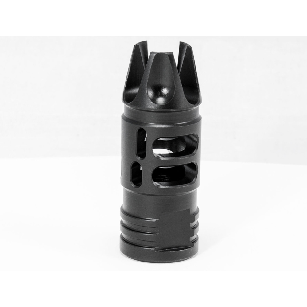 Mission First E-VOLV AR15 3 Prong Ported Muzzle Device