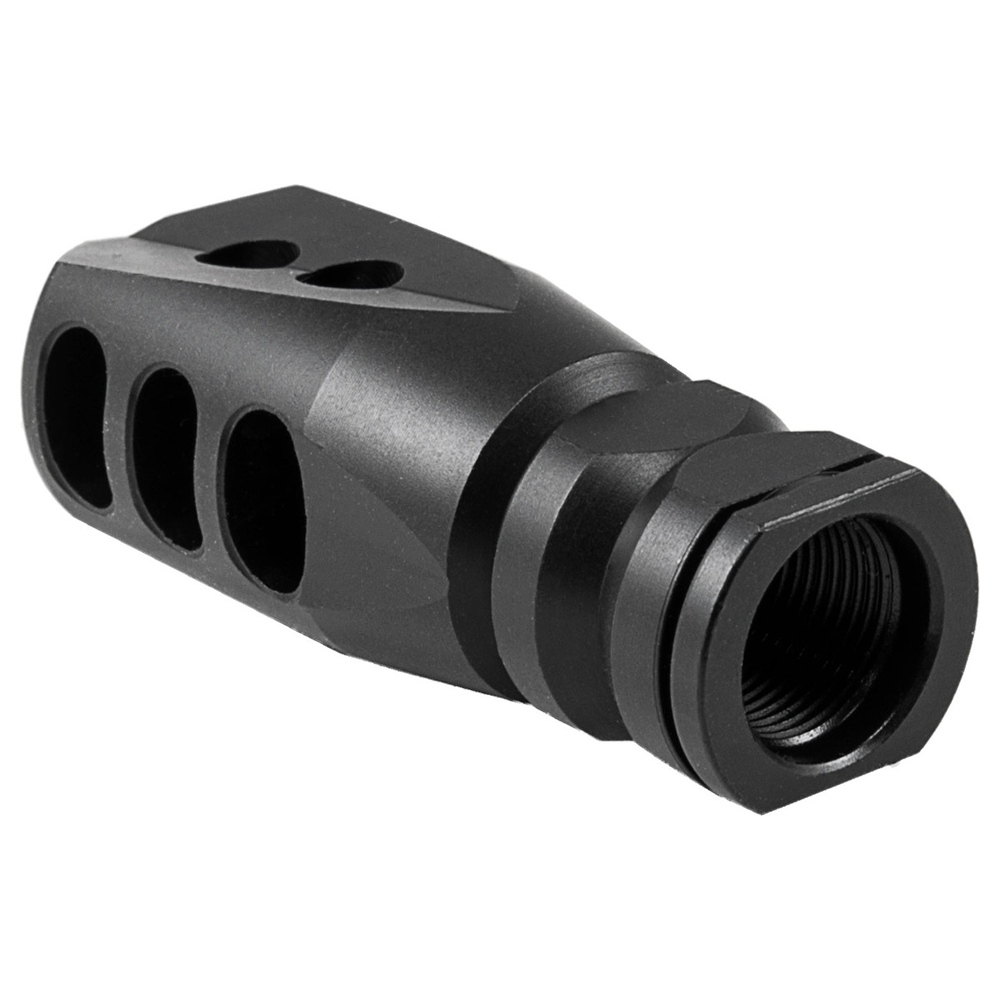 Mission First E-VOLV AR15 Tapered 3 Port Compensator Muzzle Device