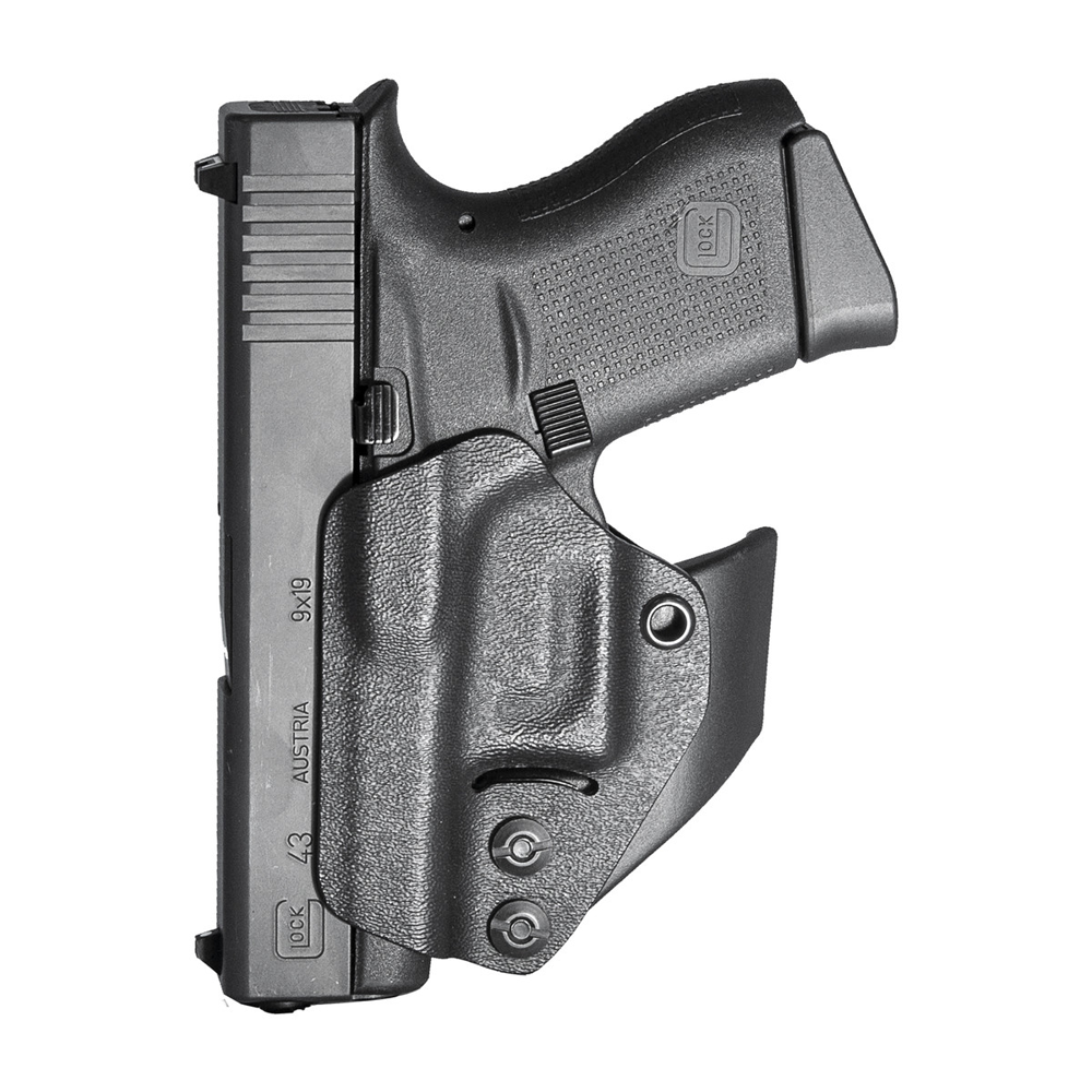 Mission First Tactical Glock 42 & 43 Ambidextrous Appendix IWB Holster