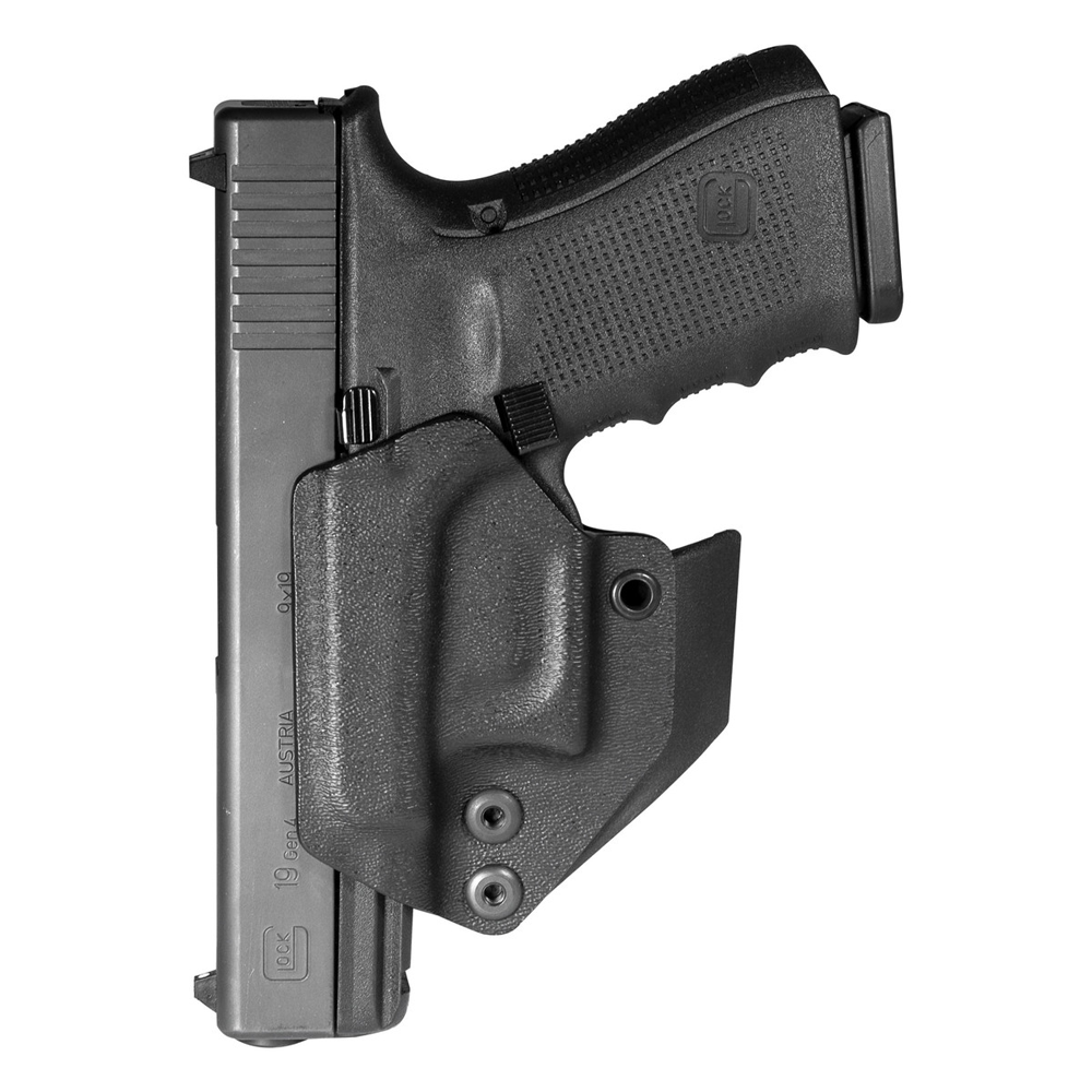 Mission First Tactical Glock 17/19/22/23/26/27/33/34/47 Ambidextrous Appendix IWB Holster