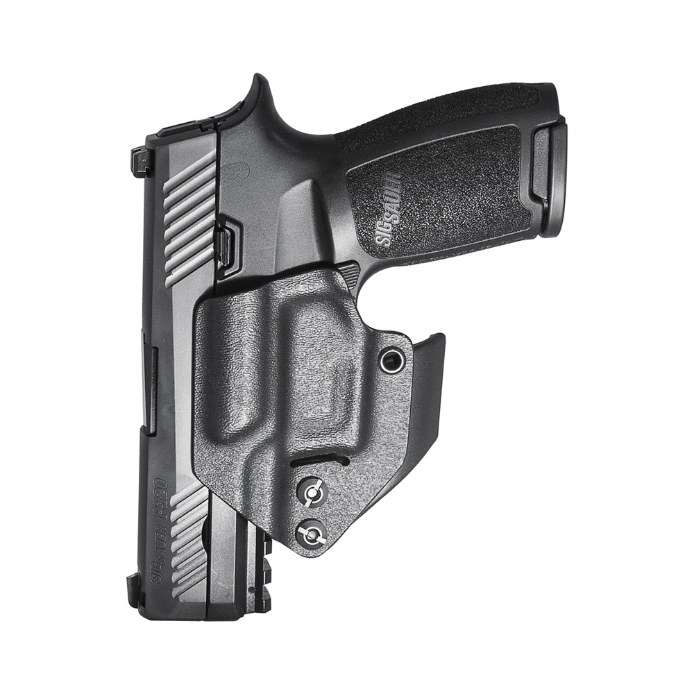 Mission First Tactical Sig Sauer P320 Full Size, Compact and Carry - Ambidextrous Appendix IWB Holster