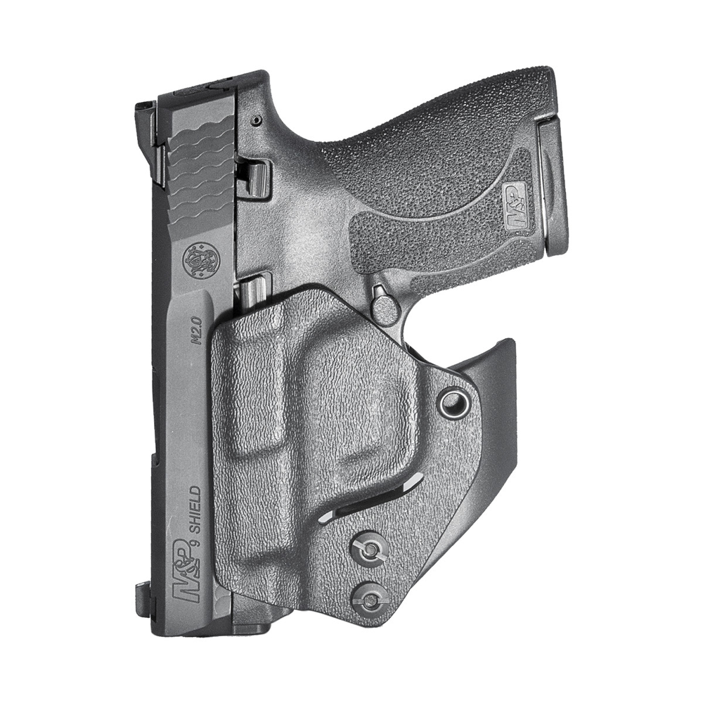Mission First Tactical Smith & Wesson M&P Shield 1.0 & 2.0 9mm/40 Cal - Ambidextrous Appendix IWB Holster