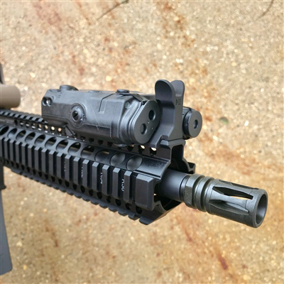 Midwest Industries PEQ15 Fixed Front Sight