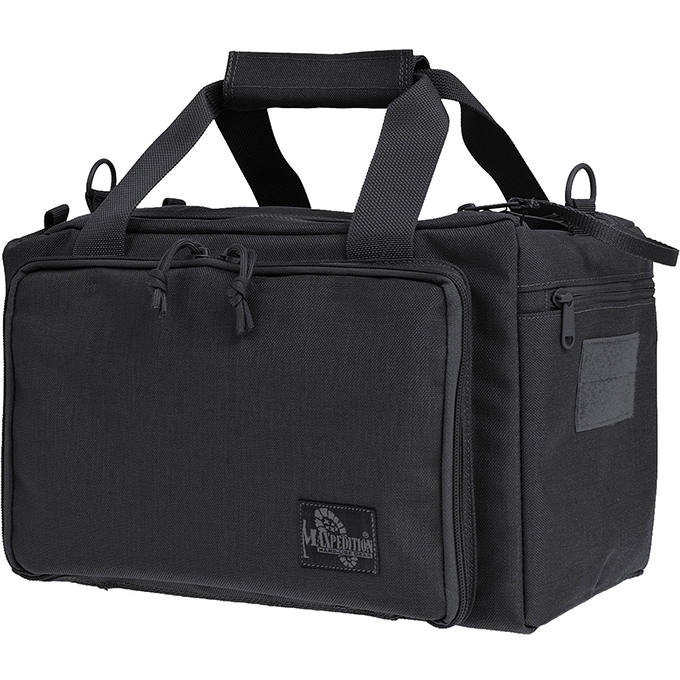 Maxpedition Compact Range Bag, Black
