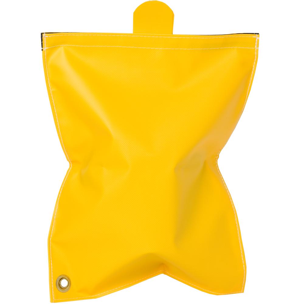Zico Mask Holder , Yellow