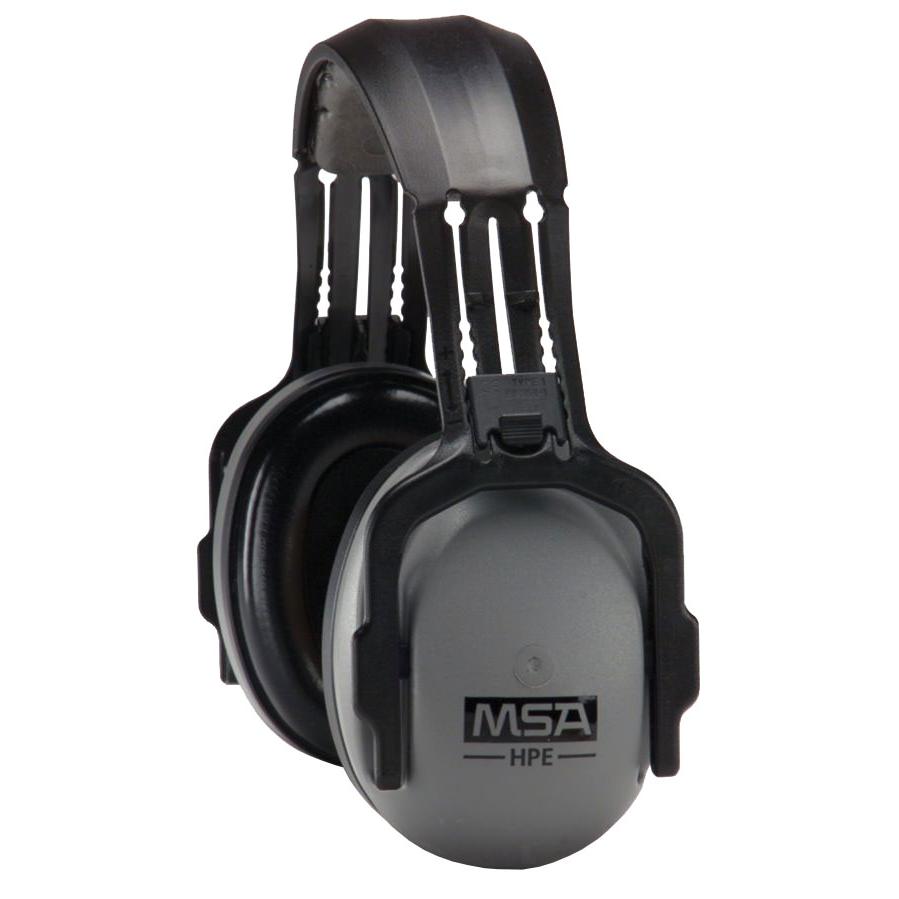MSA HPE Headband Earmuff, Passive Hearing Protection