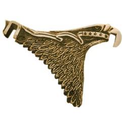 Cairns Hi-Eagle Brass Front Holder For 8