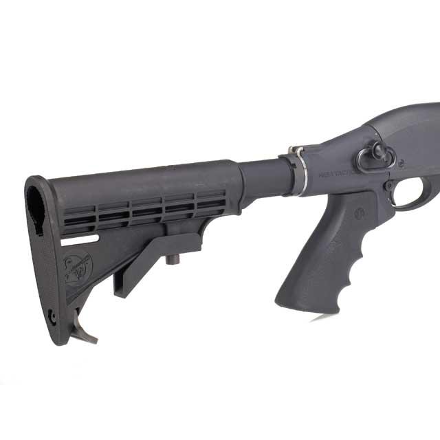 Mesa Tactical LEO Telescoping Stock Kit for Rem 870 (12-GA)