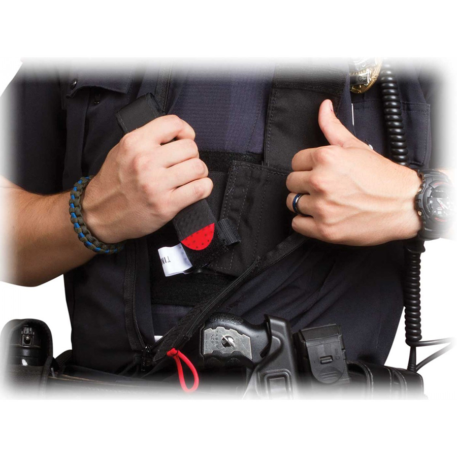 North American Rescue C3 – Concealed C-A-T Carrier, Black