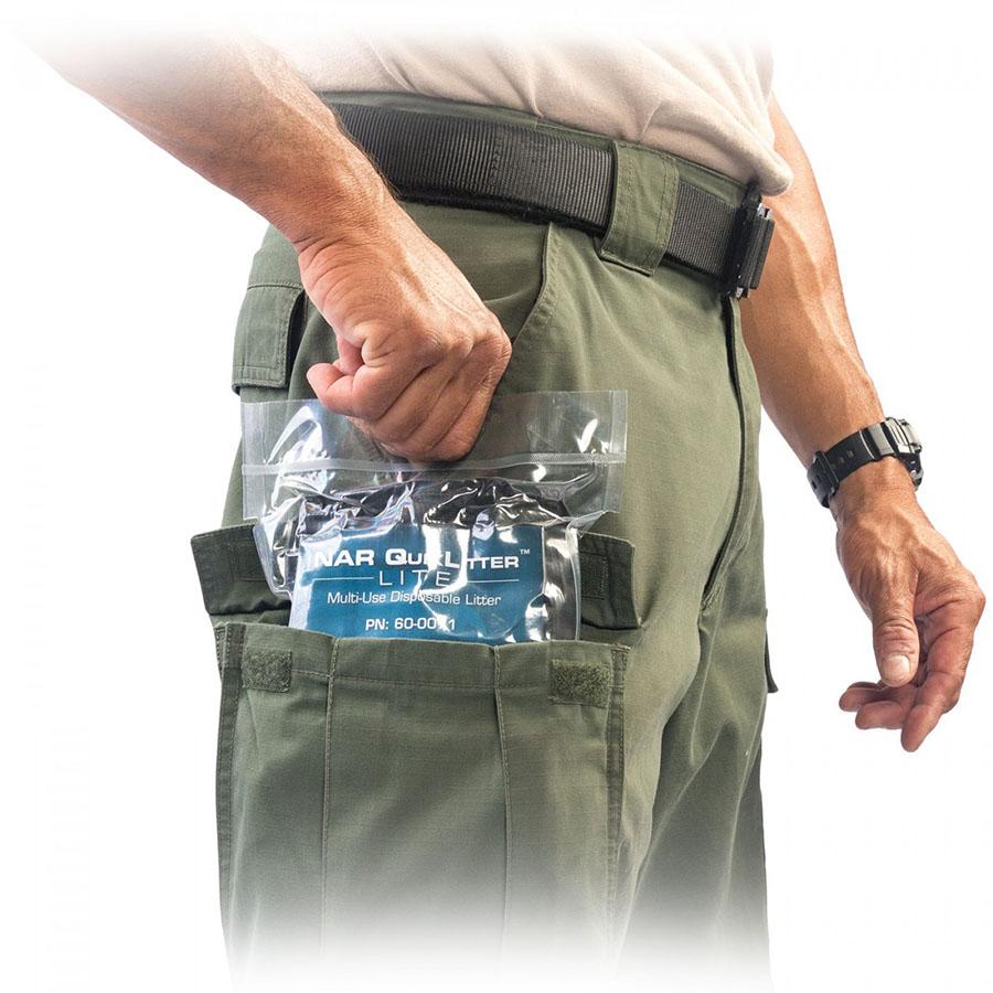 North American Rescue QuikLitter Lite Non-Rigid Litter