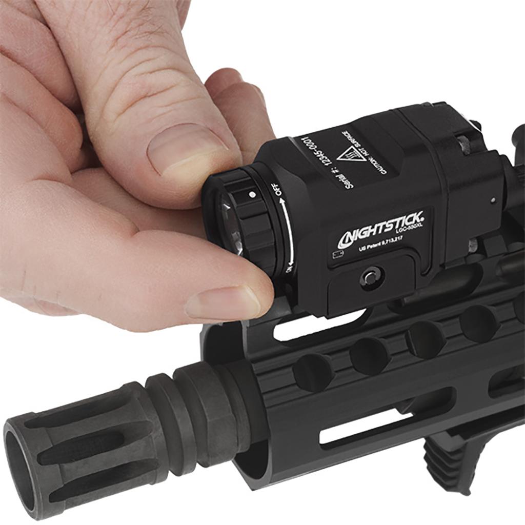 Nightstick Long Gun Compact Weapon Light