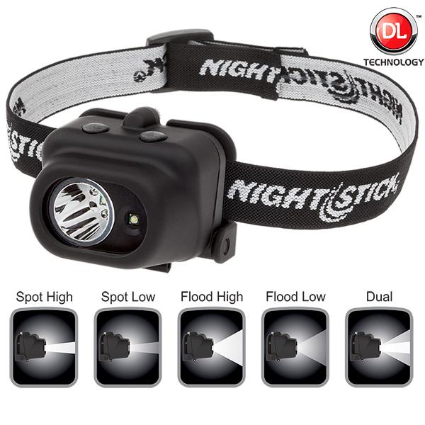 Nightstick Multi-Function LED Headlamp