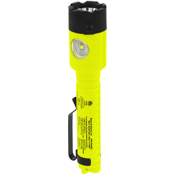 Nightstick X-Series Dual-Light Flashlight with Tail Magnet & Multi-Angle Mount