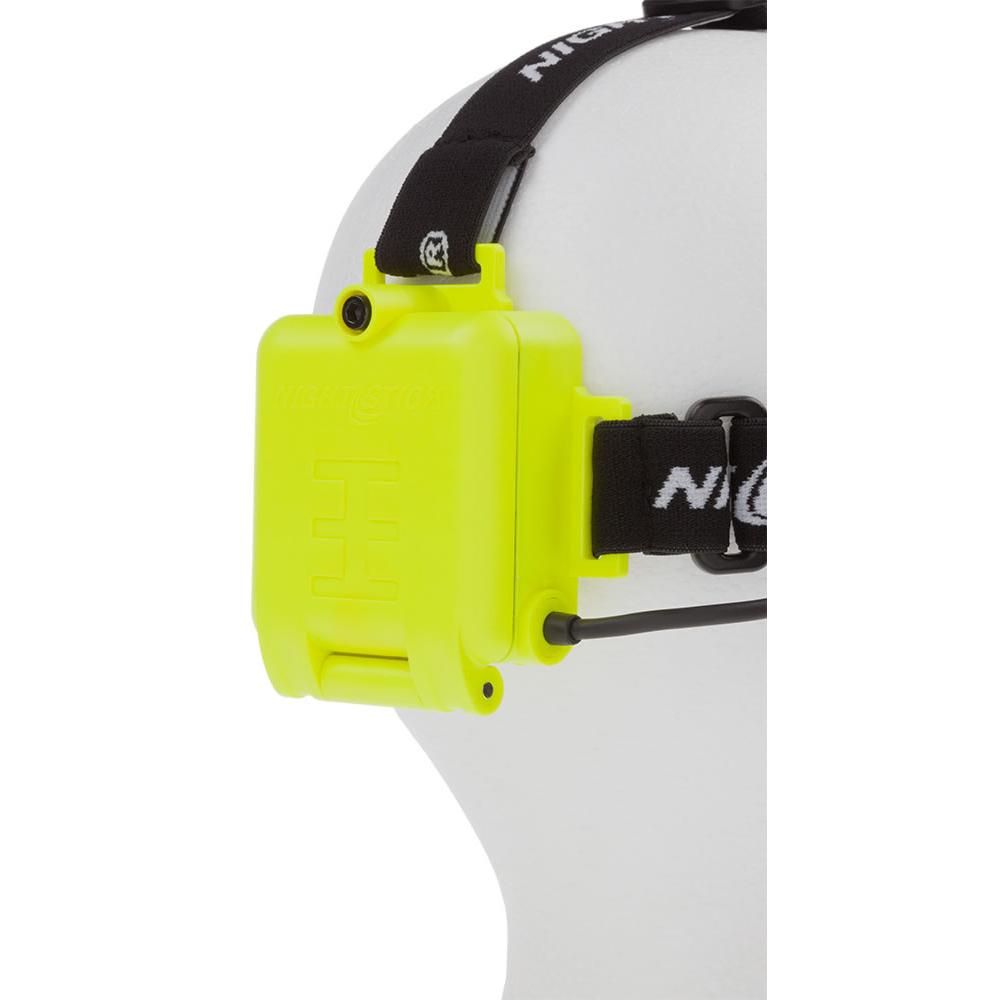 Nightstick Intrinsically Safe Multi-Function LED Headlamp