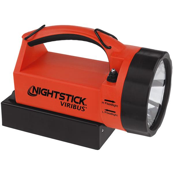 Nightstick VIRIBUS™ Intrinsically Safe Rechargeable Dual-Light™ Lantern