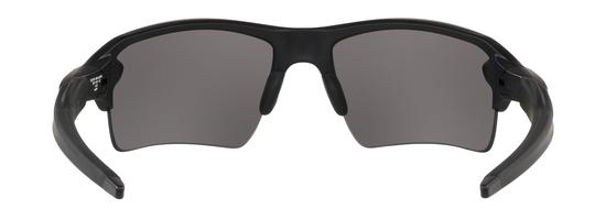 Oakley SI Flak™ 2.0 XL Uniform Sunglasses, Matte Black Frames w/ Prizm™ Grey Polarized Lenses