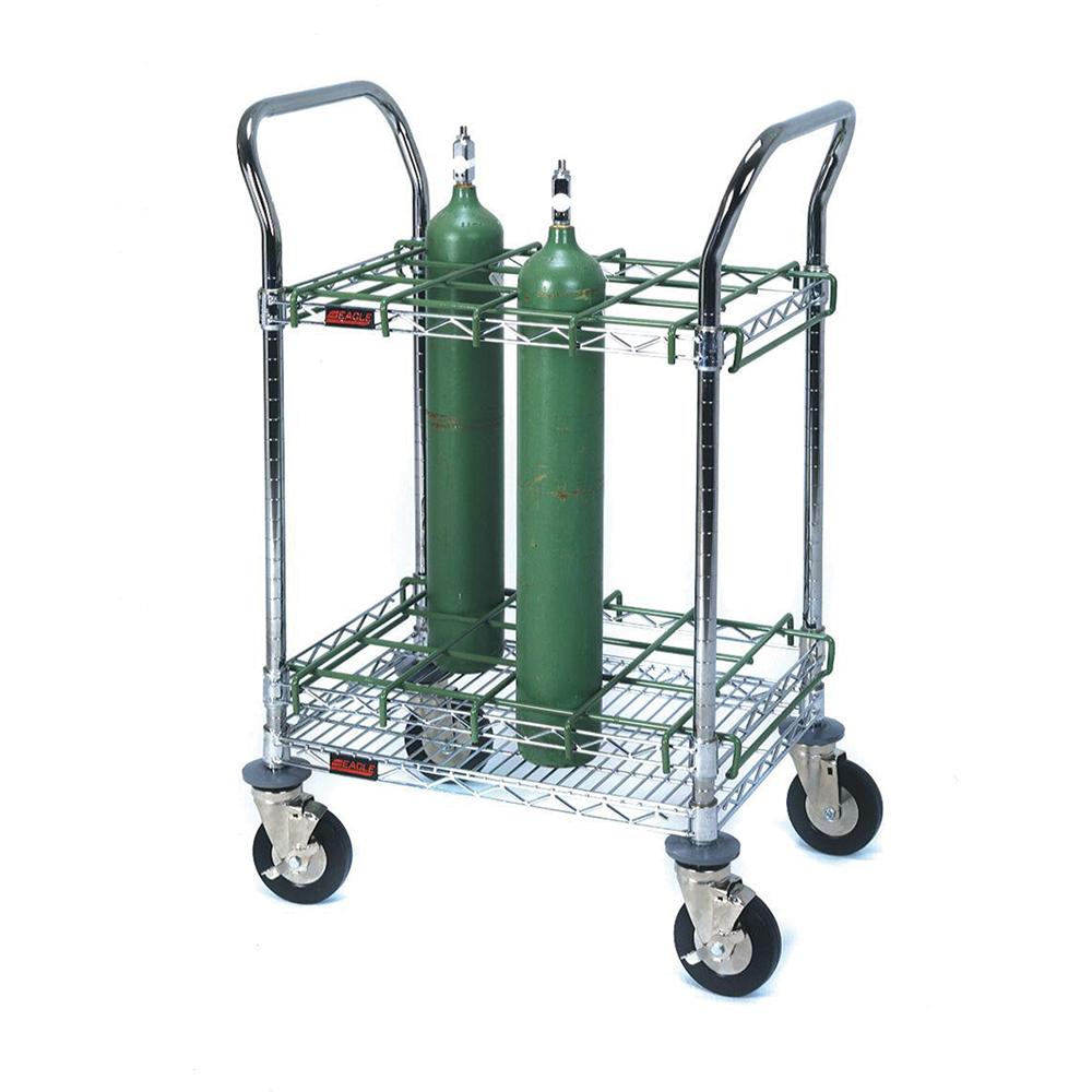 Groves Oxygen Cart