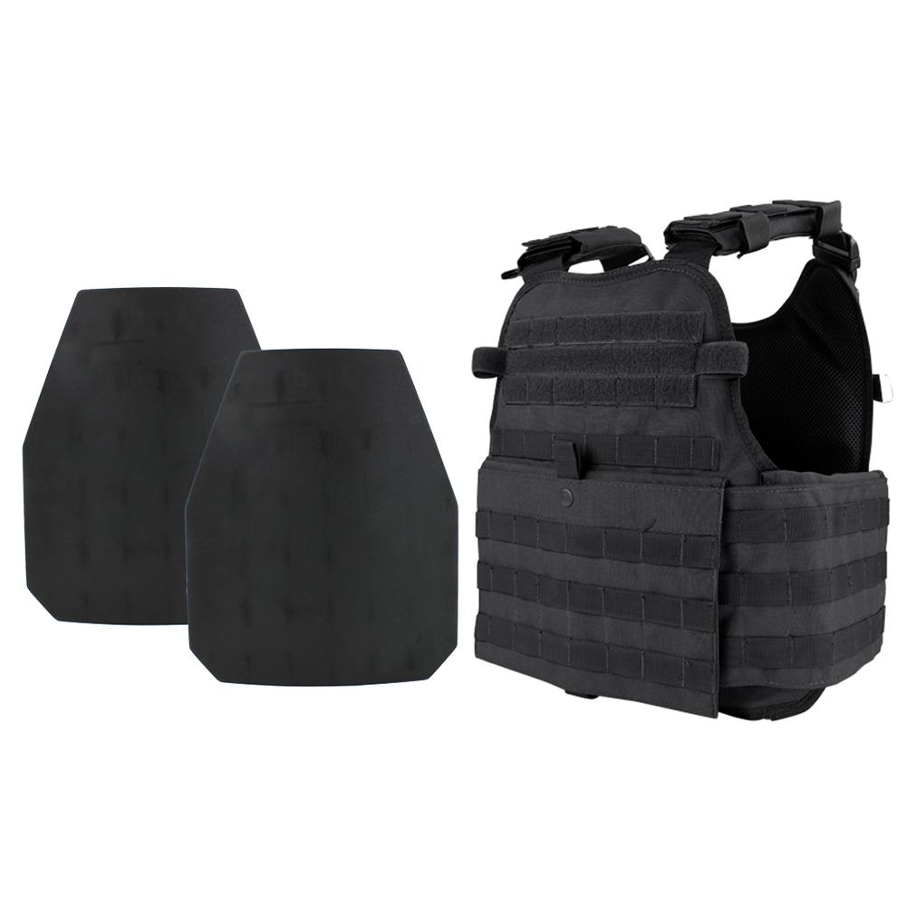 OfficerStore Active Shooter Kit, Black