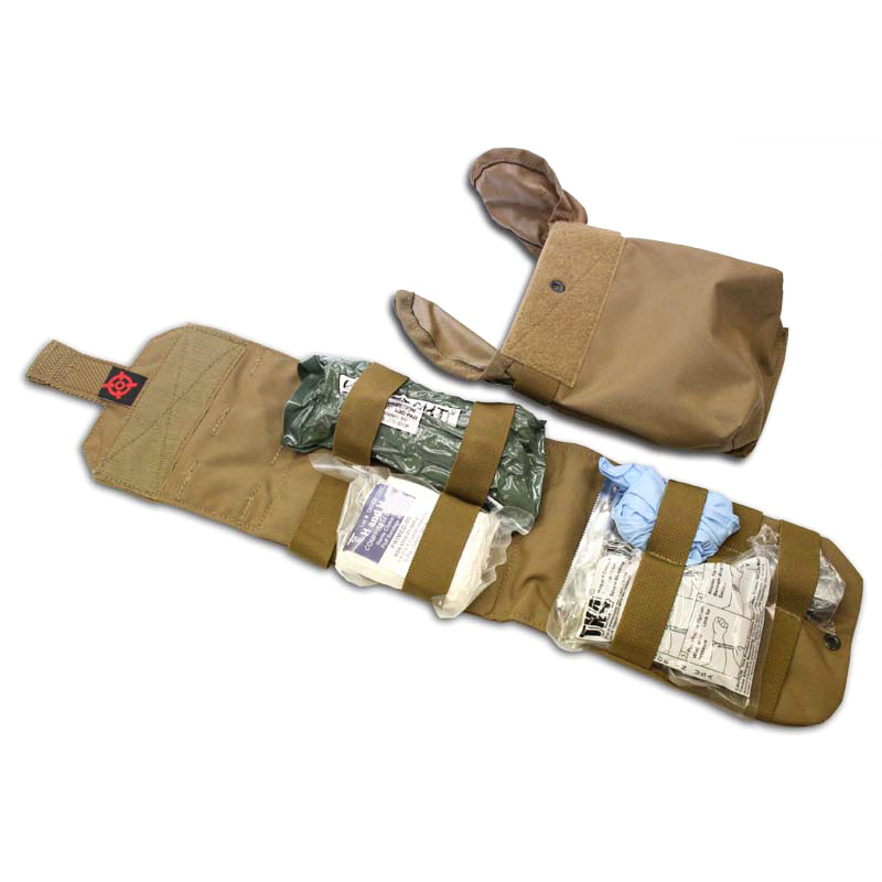 Blue Force Gear Trauma Kit Fill/Re-Fill Packet Only