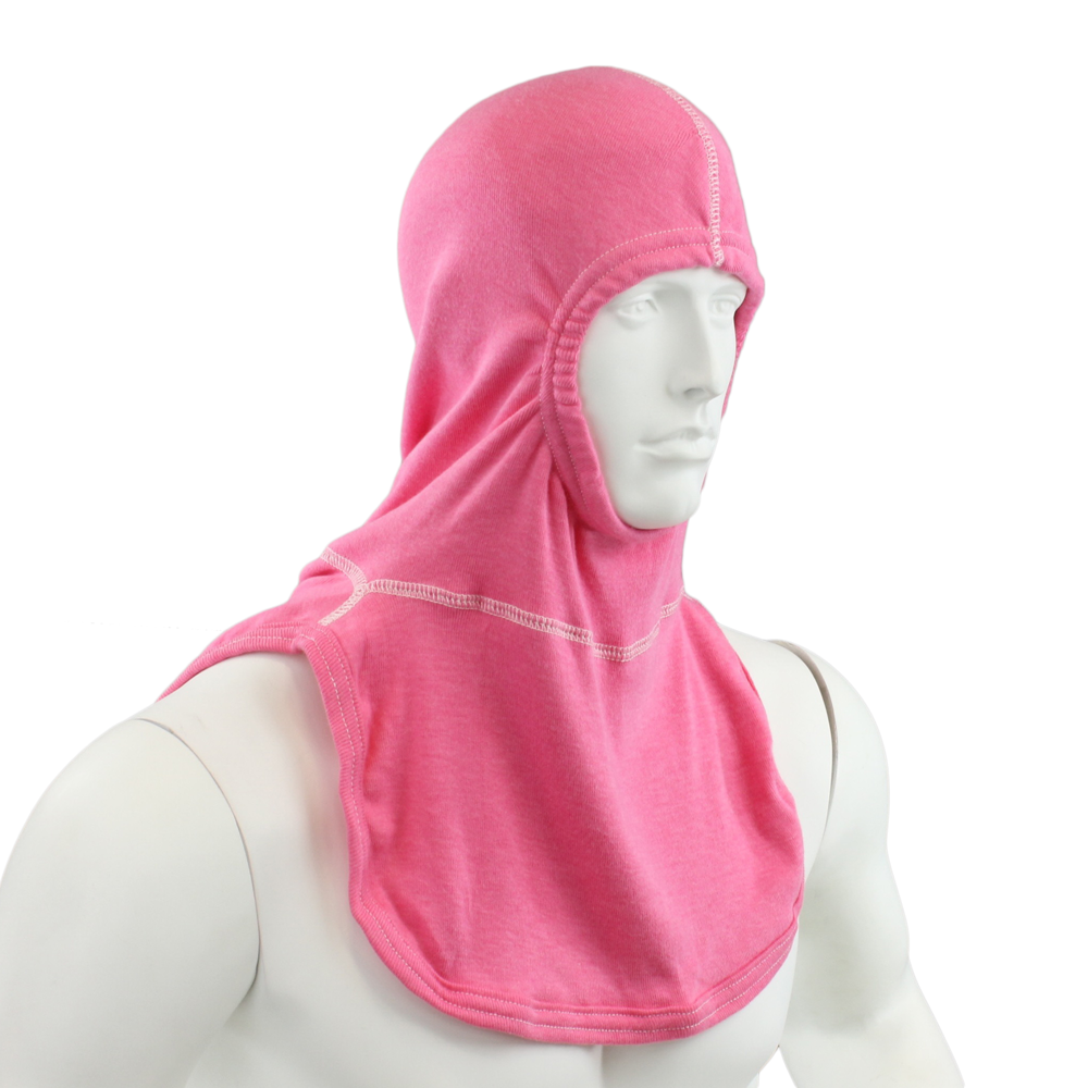 Majestic PAC II Nomex Blend Pink Hood, NFPA 1971